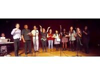 FREE TRIAL at Roar Academy Choir. Every Sunday 3.30pm