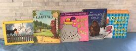 Julia Donaldson children's book collection