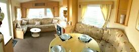 STATIC CARAVAN FOR SALE , LOVELY STARTER CARAVAN , NORTH EAST COAST , NR HARTLEPOOL , BILLINGHAM