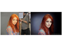 Professional photo retoucher