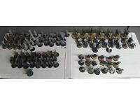 Warhammer lord of the rings hard to get Army 130ono