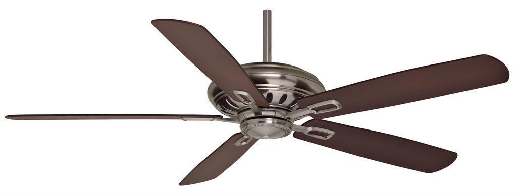 Casablanca 60 holliston brushed nickel dc motor remote for Casablanca dc motor ceiling fans
