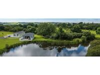 New Polar Lodge For Sale At Florence Springs Nr Tenby, South Wales