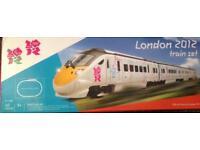 Hornby 2012 London olympics limited edition train set