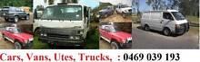 Car removal Sunshine Coast - Cars, Vans, Utes, 4x4, Trucks, Maroochydore Maroochydore Area Preview