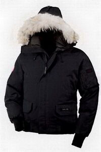 Navy Men Chilliwack Bomber Canada Goose