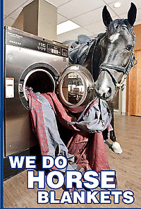 HORSE BLANKET CLEANING & REPAIR SERVICE