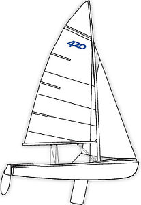 Looking for 420 sailboat