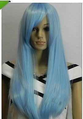 Light Blue Wig Ebay
