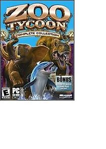 Zoo tycoon 2003 , PC game