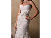 Maggie Sottero Boston Wedding Sash