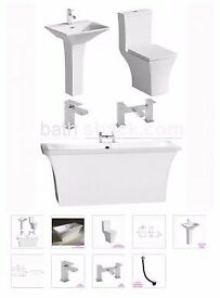 freestanding bath suite from as low as £962.59