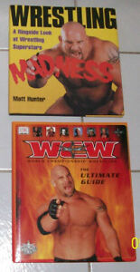 Wrestling books for sale London Ontario image 4