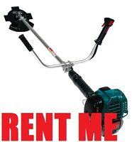 BRUSH CUTTER FOR RENT