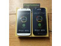 SAMSUNG GALAXY S4 - UNLOCKED TO ALL NETWORKS - GRADE A