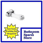 Ceramic Toilet Handle