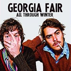 GEORGIA FAIR All Through Winter CD BRAND NEW