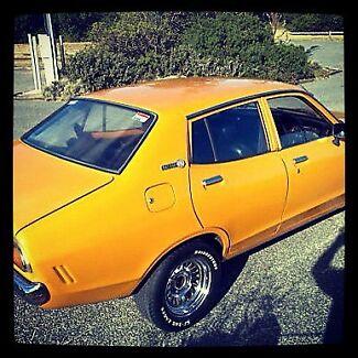 1977 Datsun 120y 4 speed Manual (original motor)