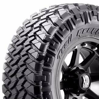 NEW 285/65 R18 Nitto Trail Grappler M/T Tyres