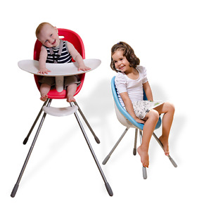 Poppy high chair by Phil and Ted