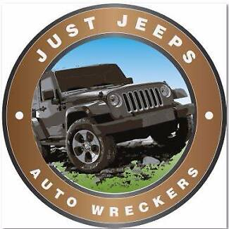 Just Jeep Wreckers, Dodge, Chrysler & Jeep Specialist Wreckers AU