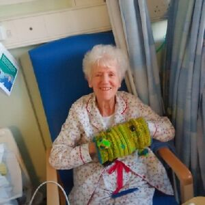 Loom Knitted Twiddle Muffs For Dementia Patients Edmonton Edmonton Area image 2