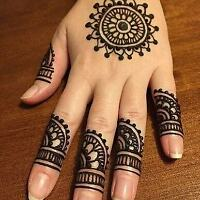 HENNA BOOKING 2020. QUALITY PASTE. LOW PRICE