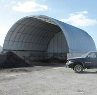 High Quality Fabric Buildings and Shelters