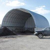 Coverall Fabric Shelter Storage