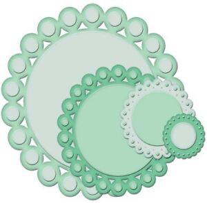 Spellbinders Dies - Beaded Circles