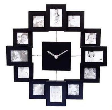 multi wall photo frame ebay. Black Bedroom Furniture Sets. Home Design Ideas