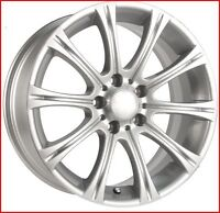 Roues (Mags) Hiver Hamburg Argent 16'' 5-120 (BMW)