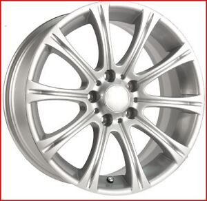 Roues (Mags) RTX OE Hiver Hamburg Argent 16'' 5-120 (BMW)