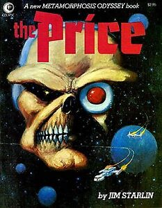 Comic Book/Magazine special issue The Price by Jim Starlin 1981