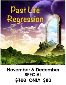 Past Life Regression Hypnotherapy - Skype one on one Oakville / Halton Region Toronto (GTA) image 1