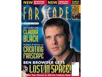 Farscape magazines