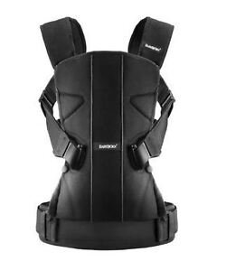 Babybjorn baby carrier one + cover