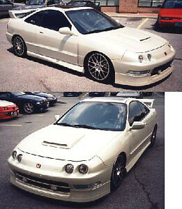 Acura Integra DC2 91-2001 body kit , trunk spoiler from $99 on