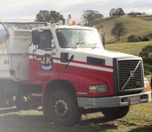 Tandem Tipper & Water Truck Drivers(JK Cartage)