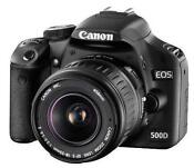 Canon Digital SLR Camera 500D