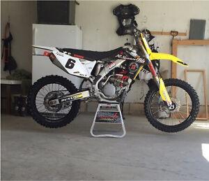 Rmz 250 extra clean
