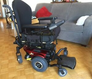 Power Wheel Chair For Sale   Q J6 by Quantum