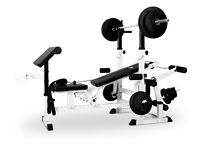 Klarfit FIT KSO Home gym Weight Bench