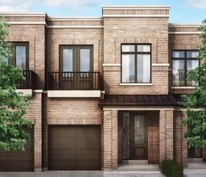 STUNNING Brand New 4B4B Townhouse For Rent!