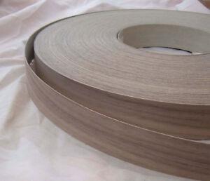 wood veneer edging home furniture diy ebay. Black Bedroom Furniture Sets. Home Design Ideas