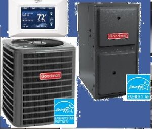 Heating, Cooling Sale, Installation & Repair Service .