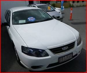2010 Ford Falcon Wagon One Owner LPG Low K'S Brisbane City Brisbane North West Preview