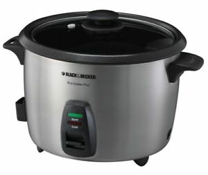 BLACK and DECKER RICE COOKER PLUS
