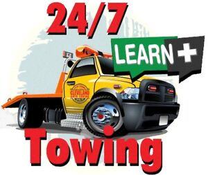 Tow Truck Service • 24/7 Call us • 4168333887