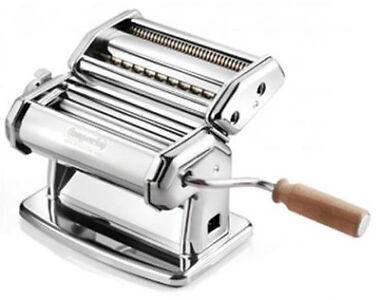 Cucinapro Imperia 6 Inch Wide Roller Home Pasta Machine-S150
